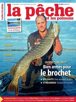 FishFriender dans La Pêche et les Poissons n°864 - Mai 2017